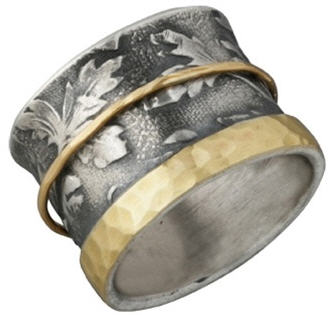 david-tishbi-award-winning-spinner-leaf-ring