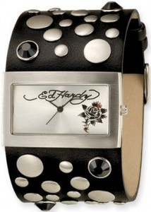 Ed hardy - love child black watch