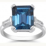 Fall Trend: Beautiful Blue Topaz Jewelry