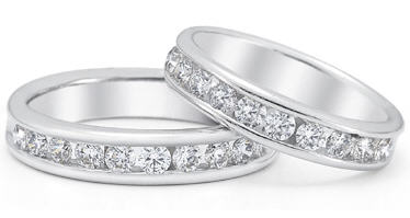 diamond wedding bands - Affordable Diamond Wedding Rings
