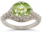 August Birthstone: Peridot