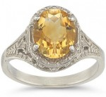 The Real November Birthstone: Citrine or Topaz?