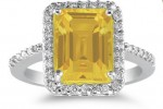 November Birthstone: Citrine and Yellow Topaz