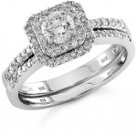Engagement Rings We Love: 3/4 Carat Art Deco