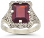 January Birthstone: The Garnet
