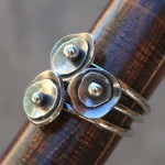 Hawaiian Jewelry in Handmade Sterling Silver from Designer Kira Ferrer