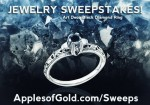 Enter to Win a Black Diamond Ring!