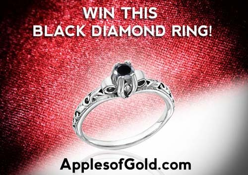 black diamond ring sweepstakes