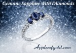 Sapphire Engagement Rings: Pop the Question With a True-blue Symbol of Love