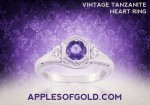 Three Reasons to Choose a Tanzanite Engagement Ring