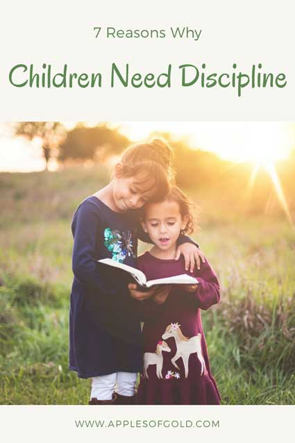 7 reasons why children need discipline