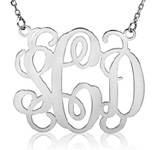 personalized silver jewelry