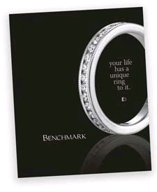 Benchmark Wedding Band