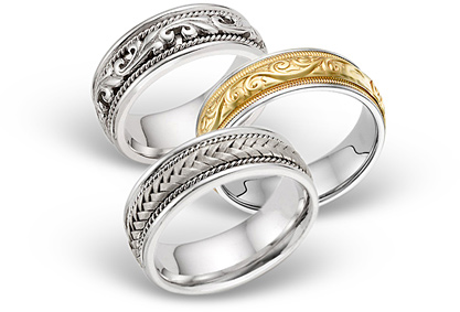 Wedding Bands What is the meaning of the perfect wedding ring...